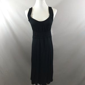 Theory Chastity silk trimmed dress NEW!